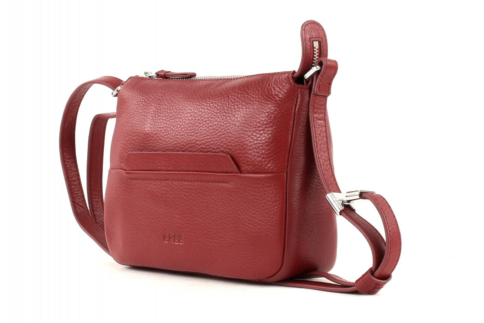 Bree Cross Body Bag Faro 1 Shoulder S Brick Red