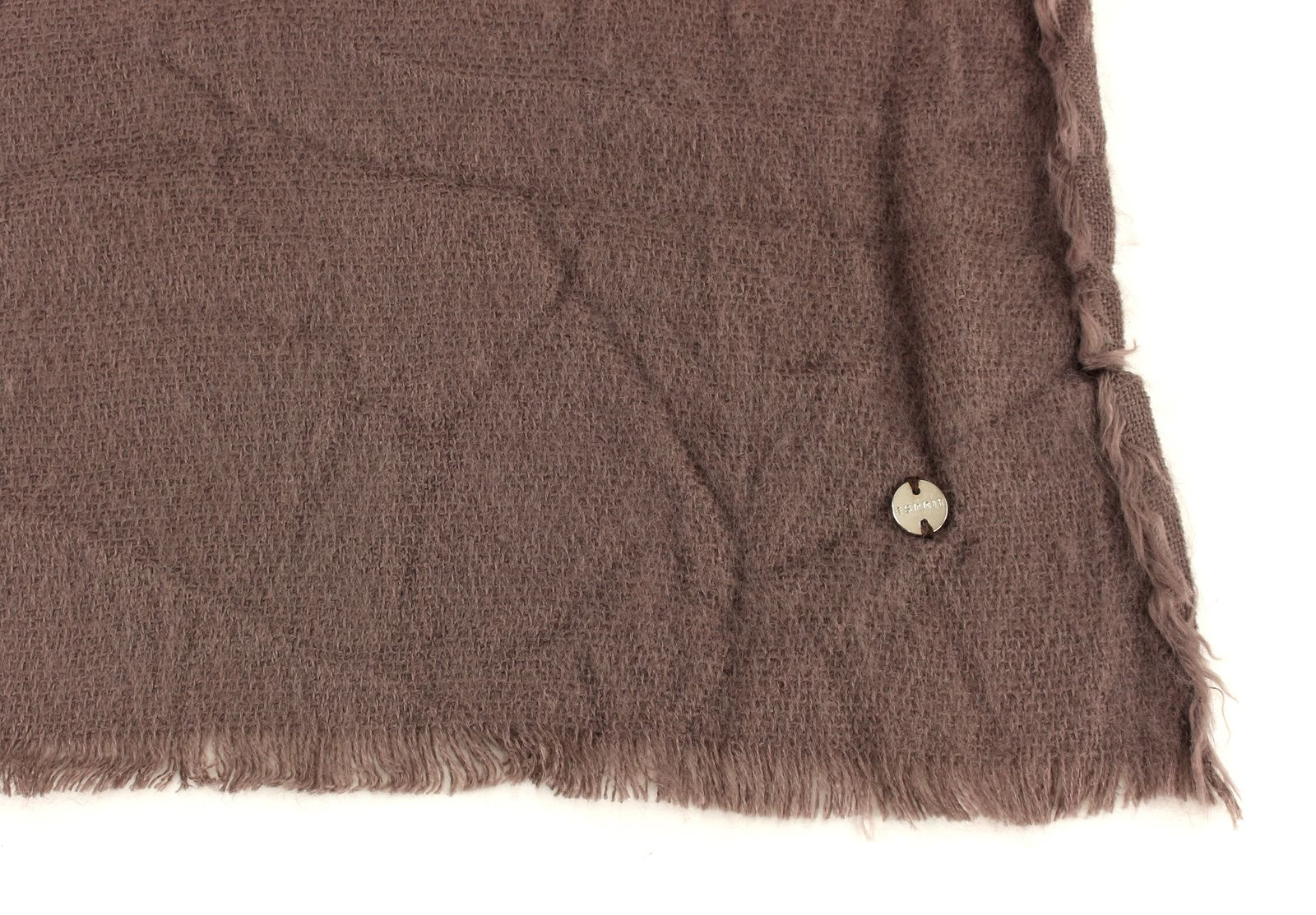 ESPRIT Solid Cozy Scarf Taupe