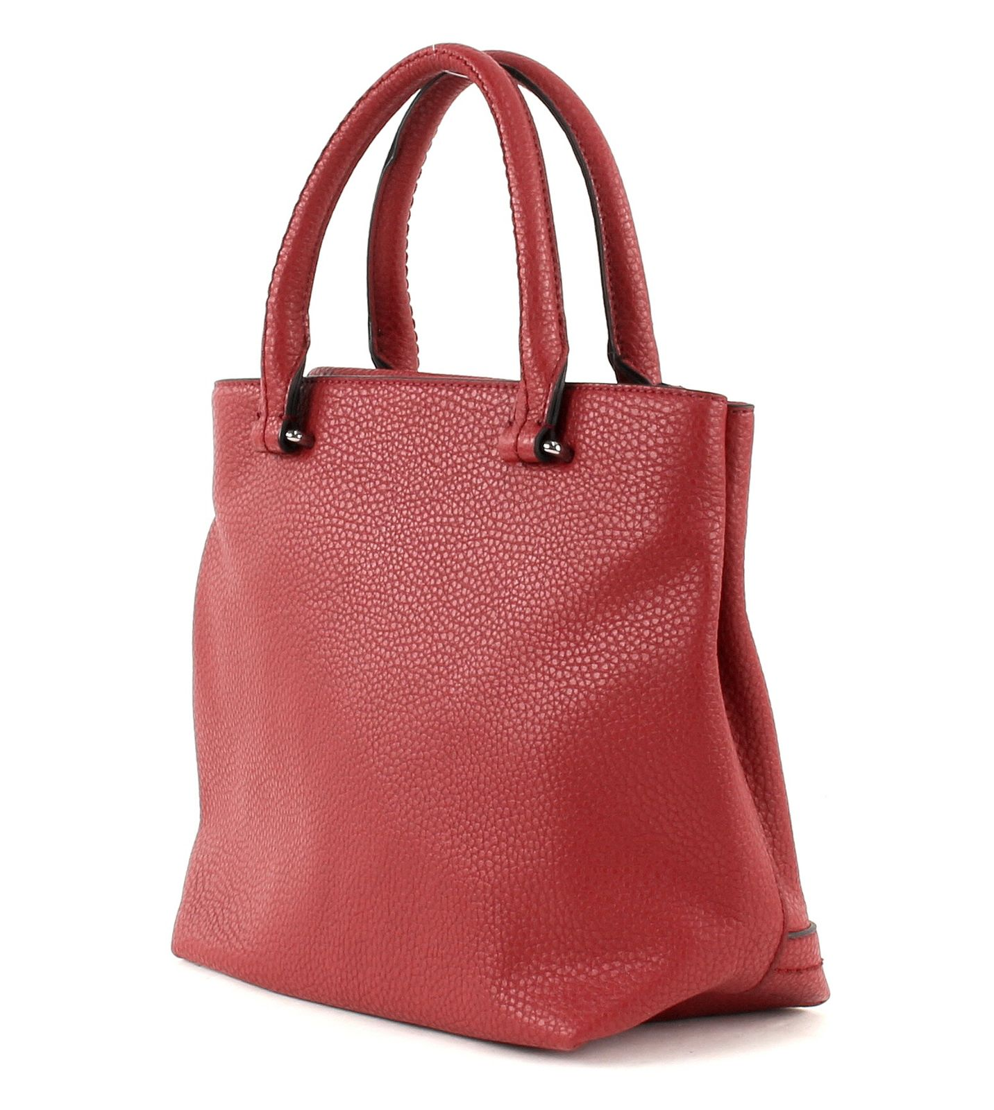 esprit katrin small city bag tasche handtasche umh ngetasche damen rot dark red ebay. Black Bedroom Furniture Sets. Home Design Ideas