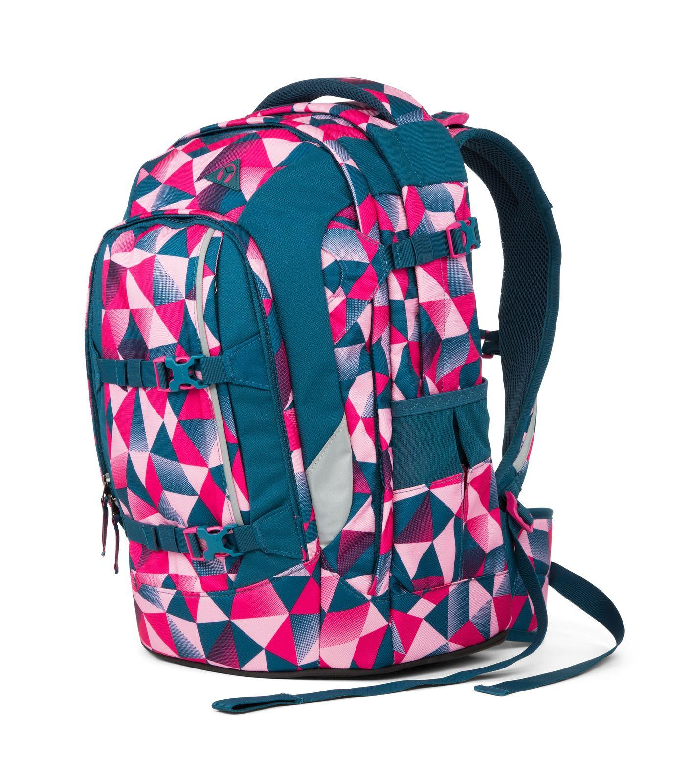 satch pack schulrucksack rucksack schulranzen pink pink. Black Bedroom Furniture Sets. Home Design Ideas