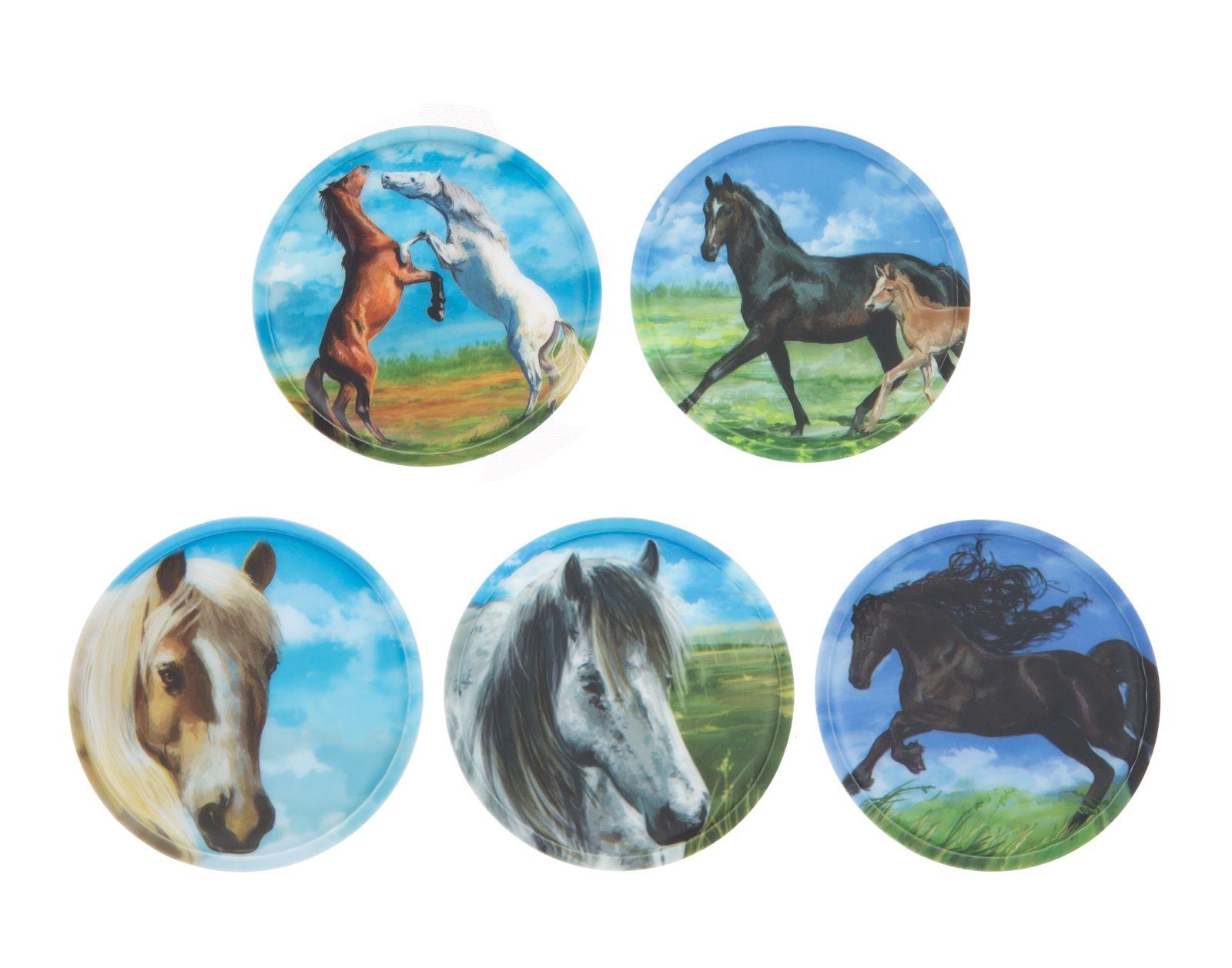 ergobag Klettie-Set Pferde