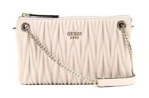 GUESS Keegan Mini Petite XBody Top Zip Powder