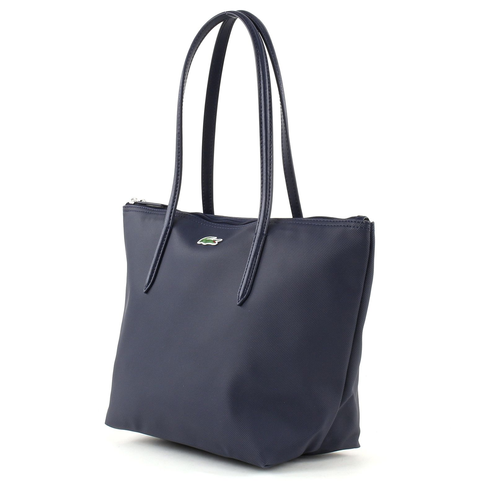 ... CloseLACOSTE L.12.12 Concept S Shopping Bag Eclipse   89 d7282a2ed2d