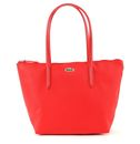 LACOSTE L.12.12 Concept S Shopping Bag High Risk Red buy online at modeherz