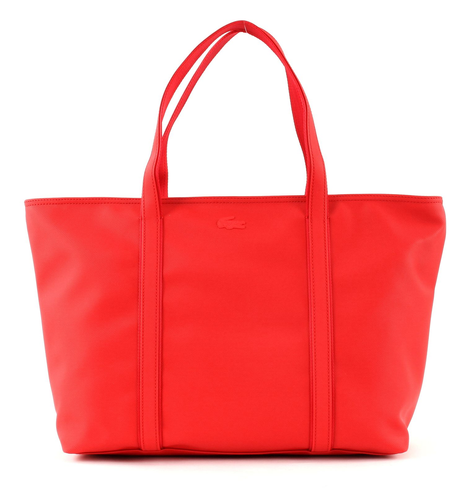 LACOSTE Shopper Bag Women's Classic Large Shopping High ...