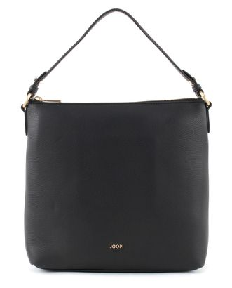 JOOP! Estia Nature Grain Hobo Bag MHZ Black