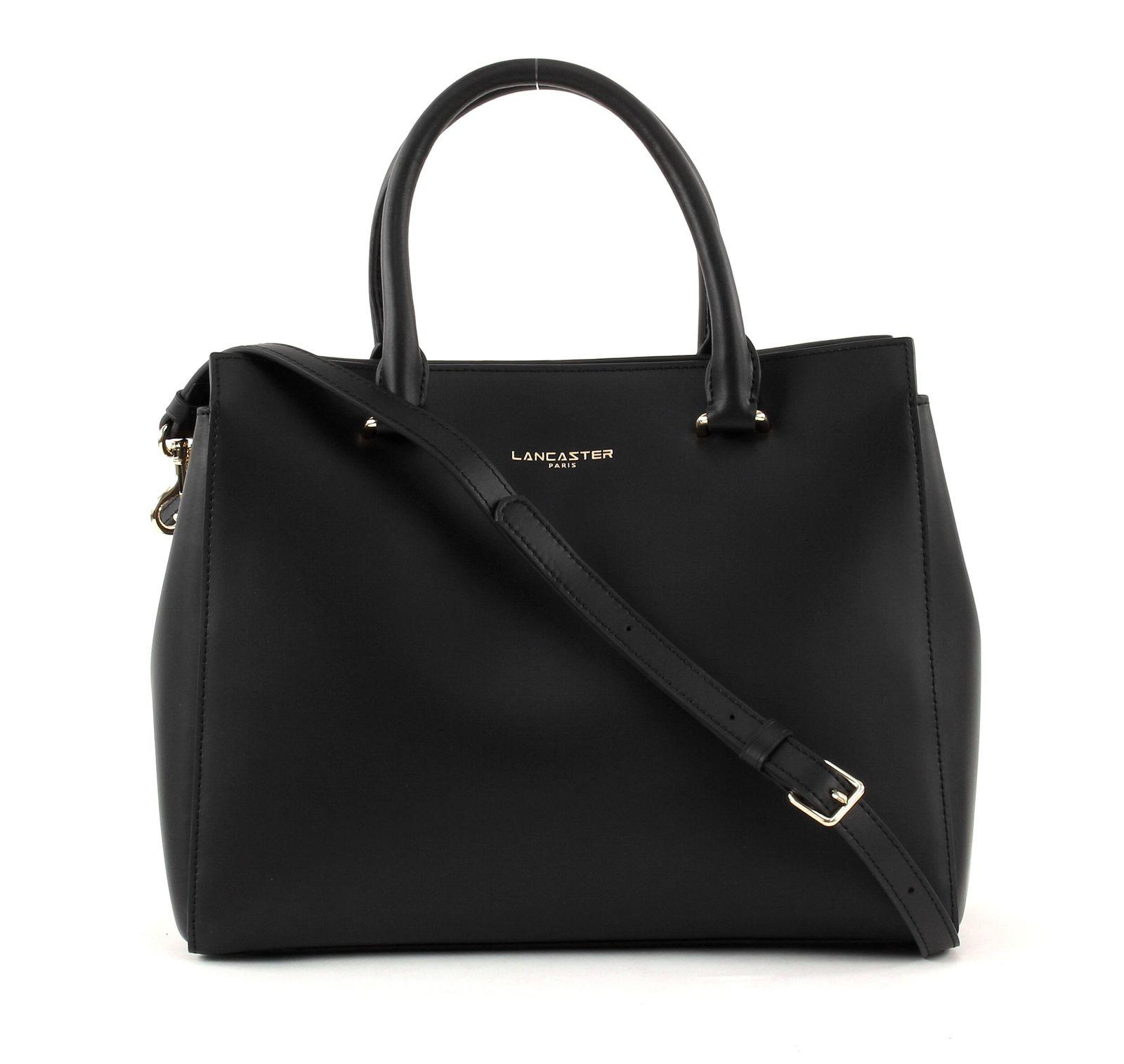 LANCASTER Camélia Hand Bag Noir