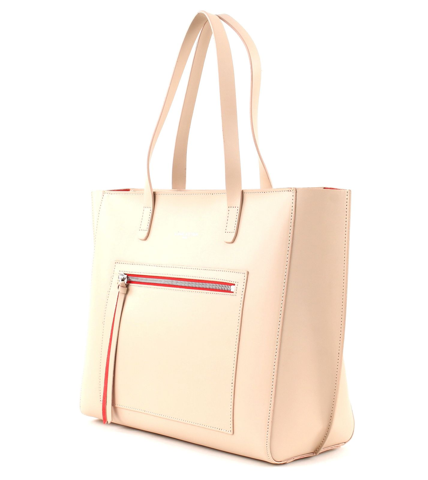 LANCASTER Pur Smooth Shopper Nude In Corail