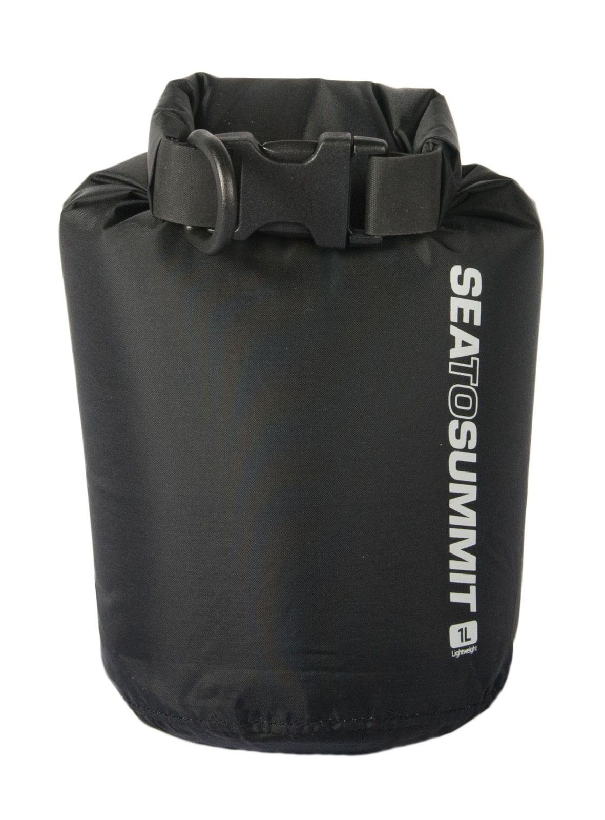 Sea To Summit Lightweight Dry Sack 1 L Black