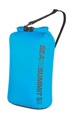 Sea To Summit Lightweight Sling Dry Bag 20 L Blue