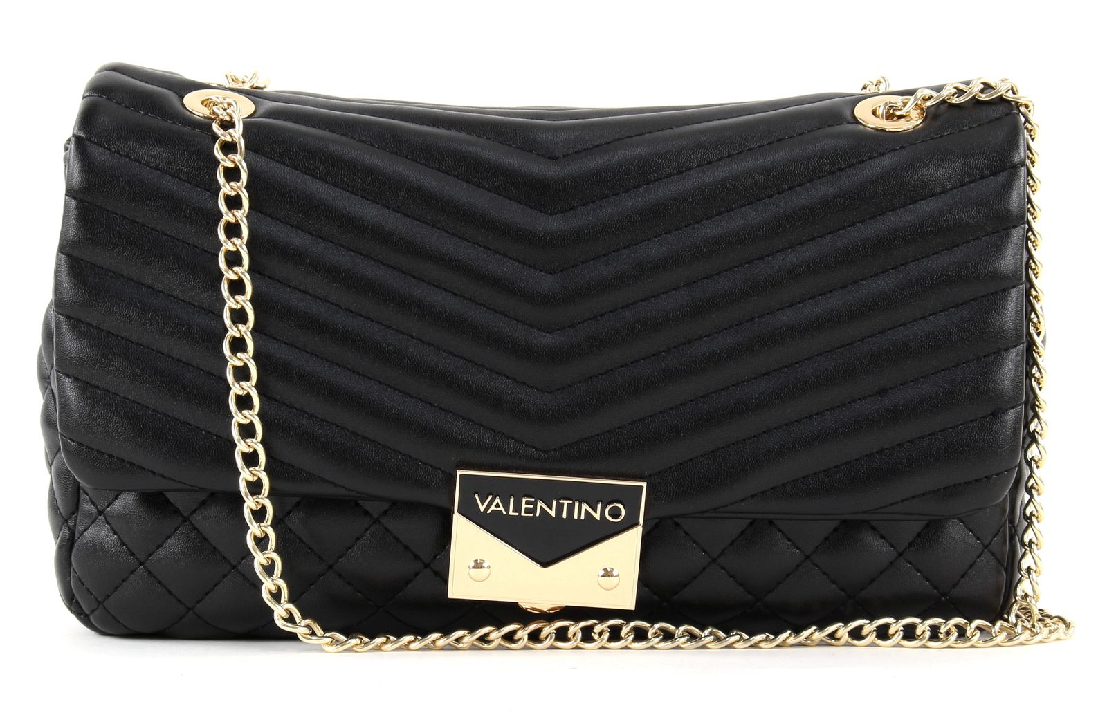 valentino ritas lady crossover bag m tasche schultertasche. Black Bedroom Furniture Sets. Home Design Ideas