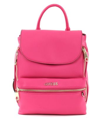 GUESS Alanis Small Backpack Pink