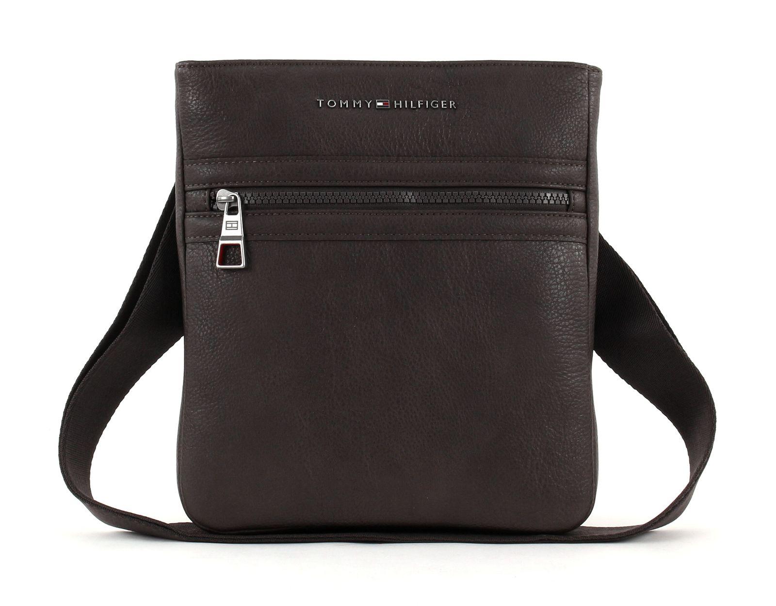 tommy hilfiger cross body bag essential flat crossover. Black Bedroom Furniture Sets. Home Design Ideas