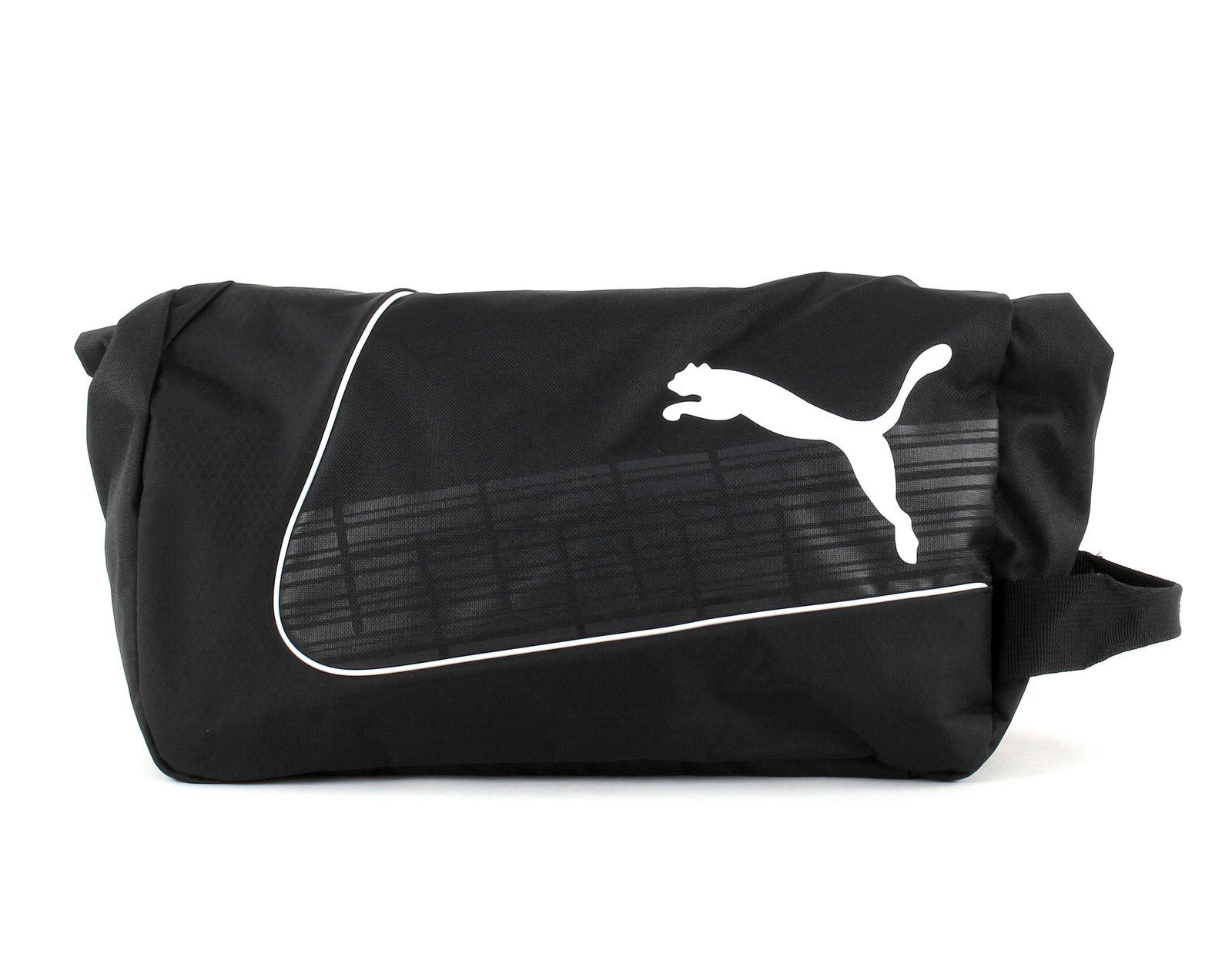 PUMA evoPOWER Shoe Bag Black-White