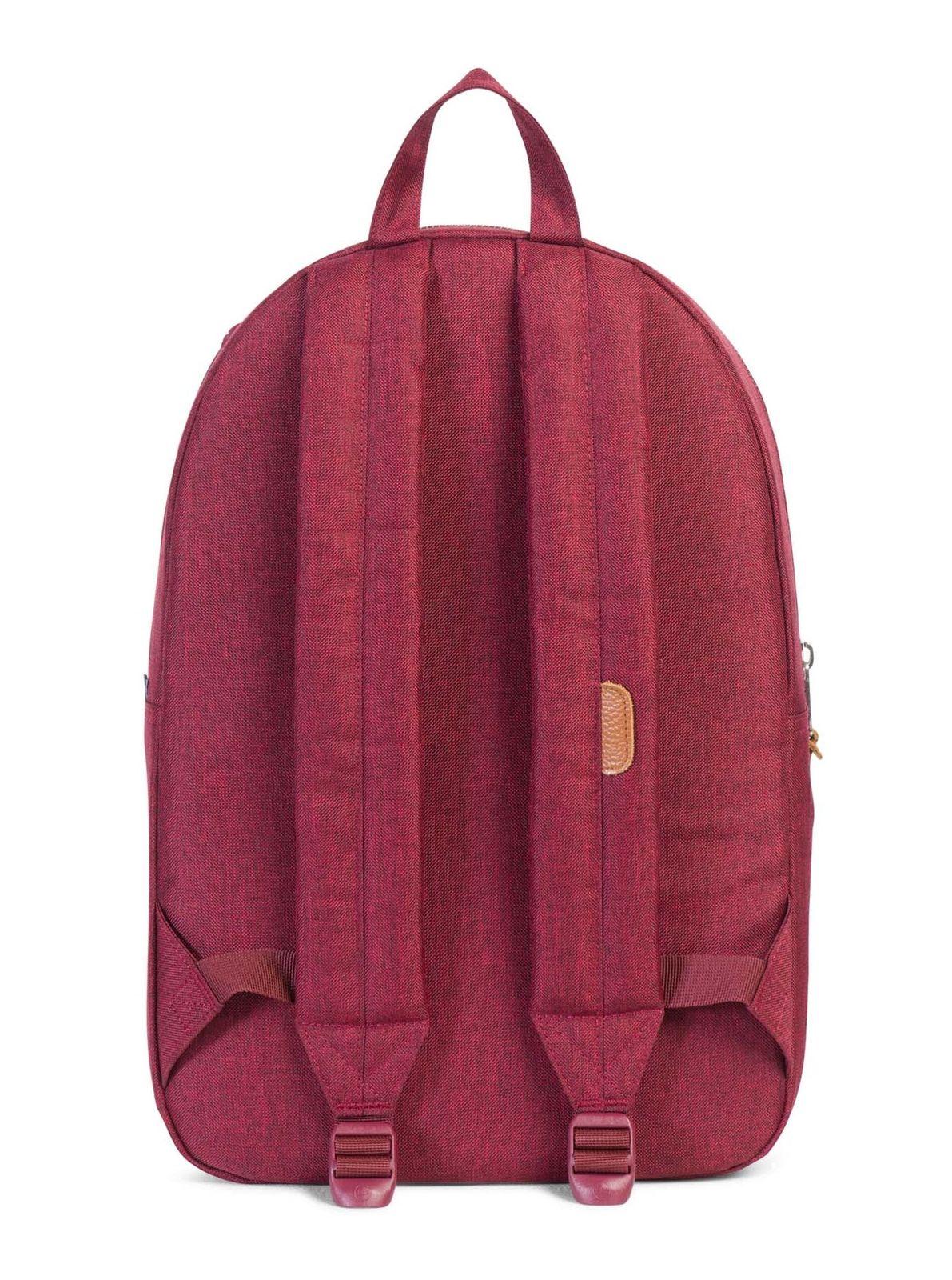 herschel backpack freizeitrucksack schulrucksack laptoptasche tasche rot ebay. Black Bedroom Furniture Sets. Home Design Ideas