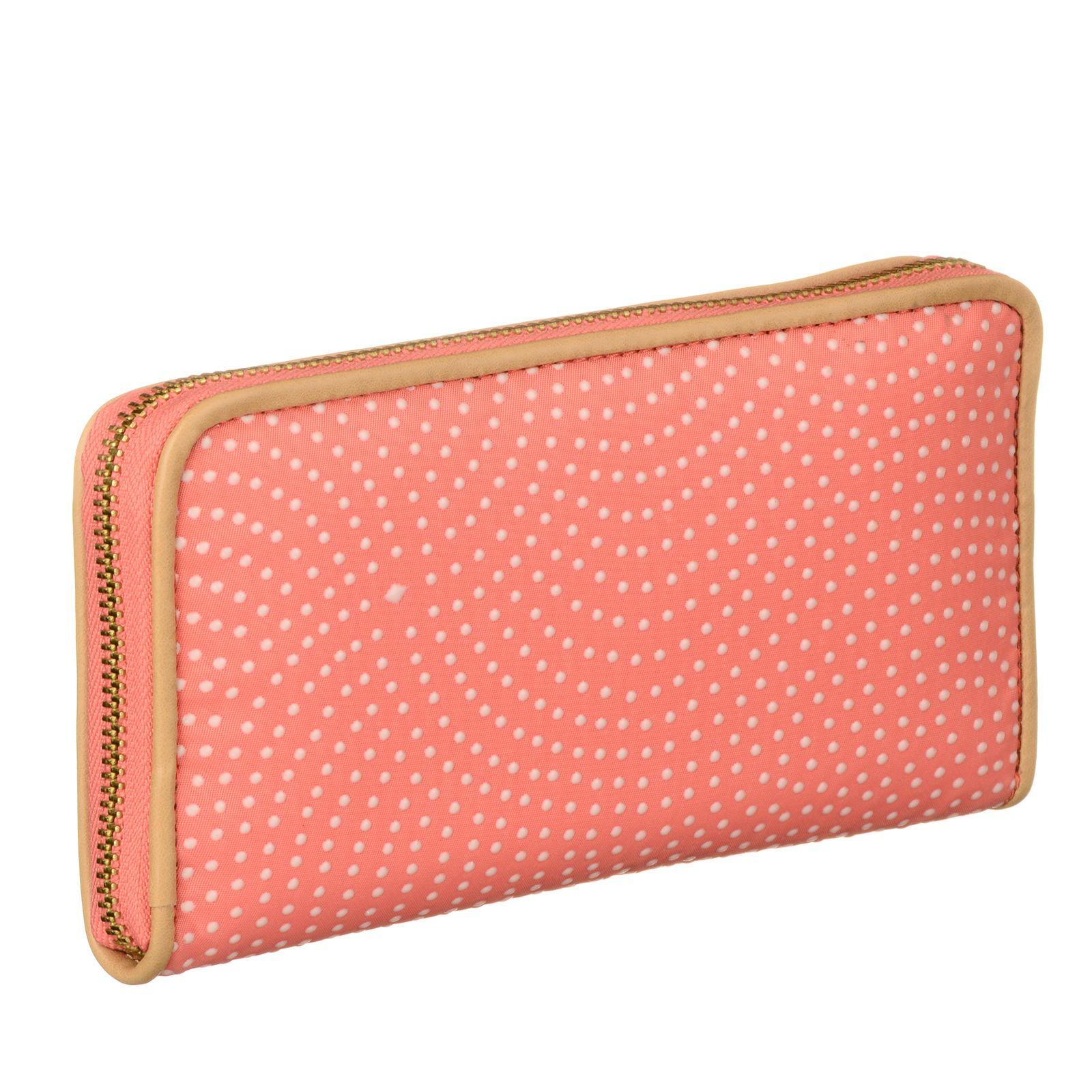 45274680cbc4 Oilily Swipe L Zip Wallet Pink Flamingo