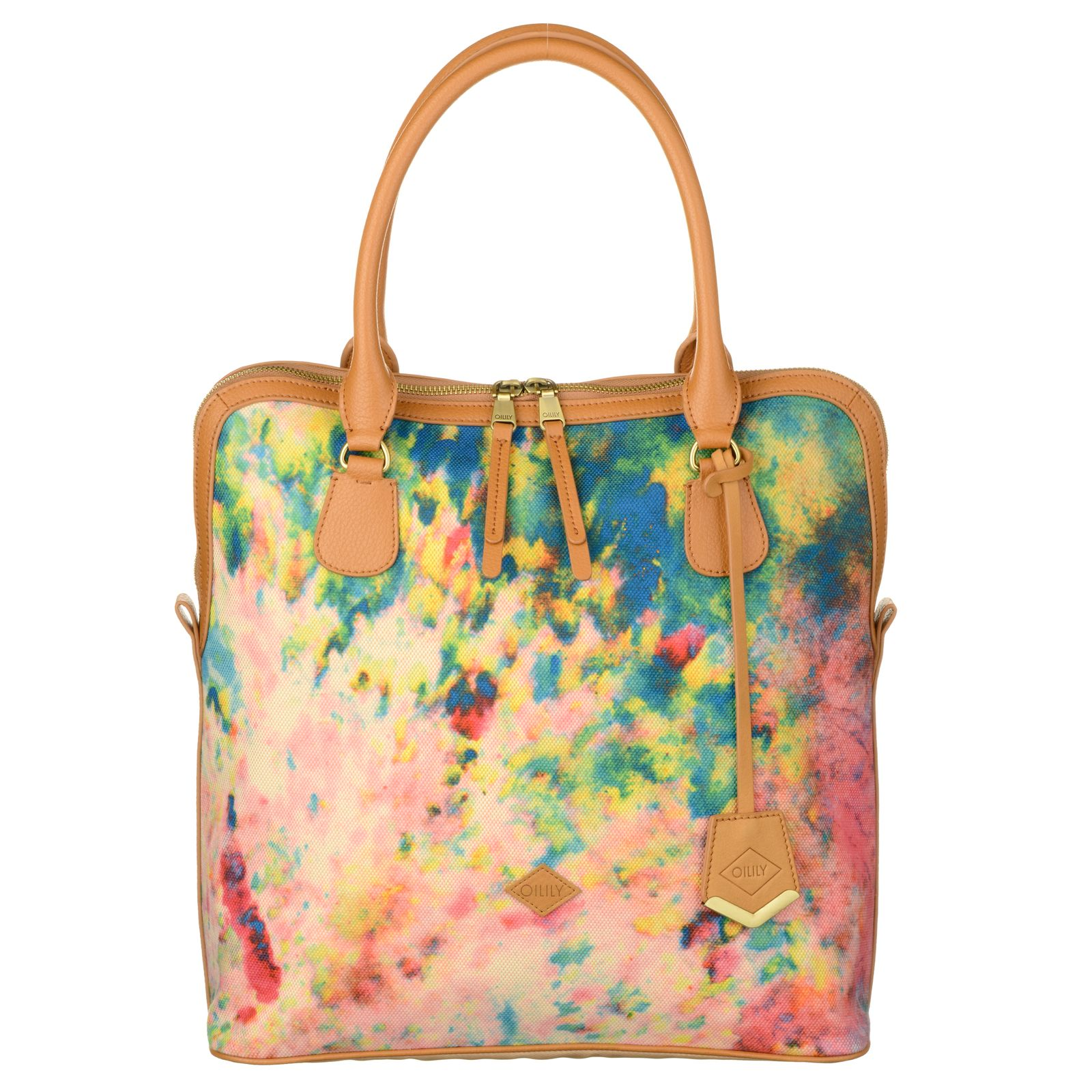 Oilily Big Bang Carry All Multicolor