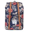 Herschel Retreat Backpack Peacoat Florida / Tan online kaufen bei modeherz