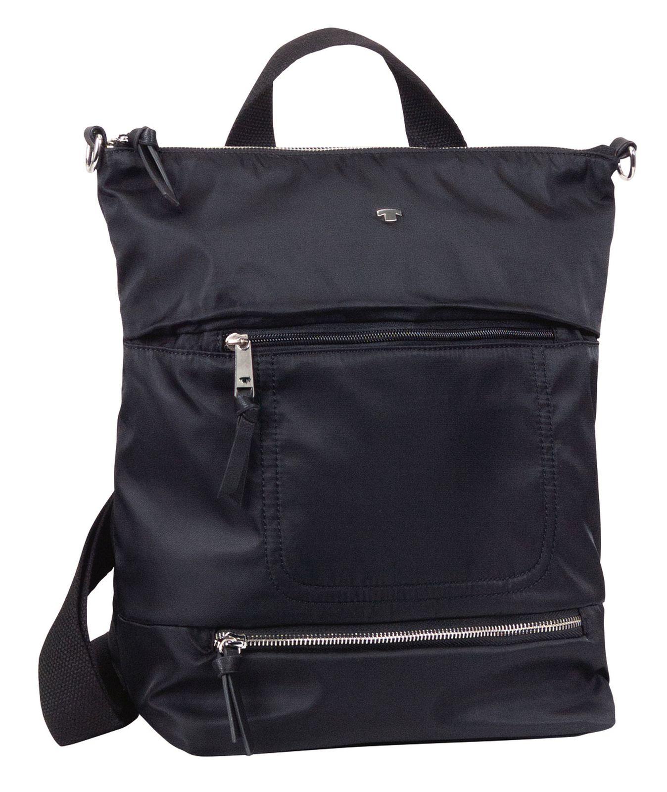 tom tailor becky backpack rucksack tasche black schwarz. Black Bedroom Furniture Sets. Home Design Ideas