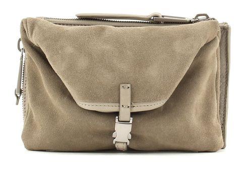 Marc O'Polo Mix Cossbody Bag L Light Grey