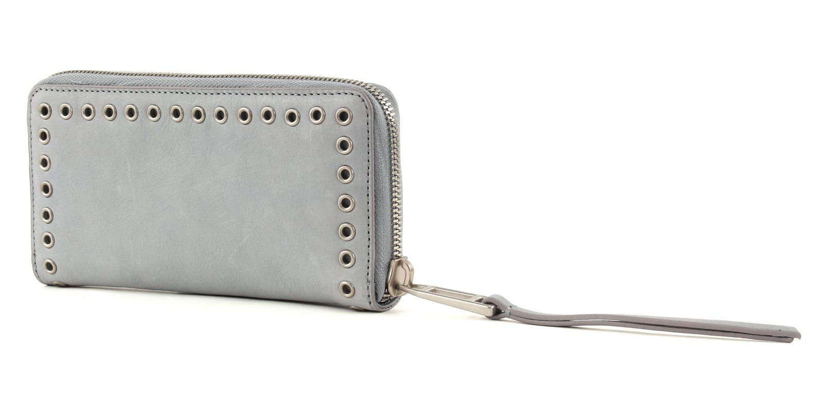marc o 39 polo purse zip wallet l blue. Black Bedroom Furniture Sets. Home Design Ideas