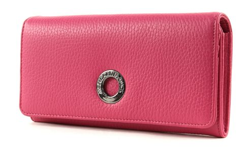 Mandarina Duck Mellow Leather L Purse Magenta Haze yQn5AdFg