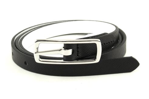ESPRIT Reversible Slim Belt W75 Black