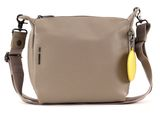 MANDARINA DUCK Mellow Leather Crossover Bag M Simply Taupe buy online at modeherz