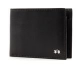 LA MARTINA Rio Tortoni Wallet with Coin Purse 4CC Dark Brown buy online at modeherz