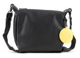MANDARINA DUCK Mellow Leather Crossover Bag M Nero buy online at modeherz