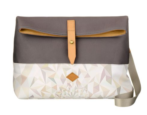 Oilily Kinetic M Shoulderbag Oyster White
