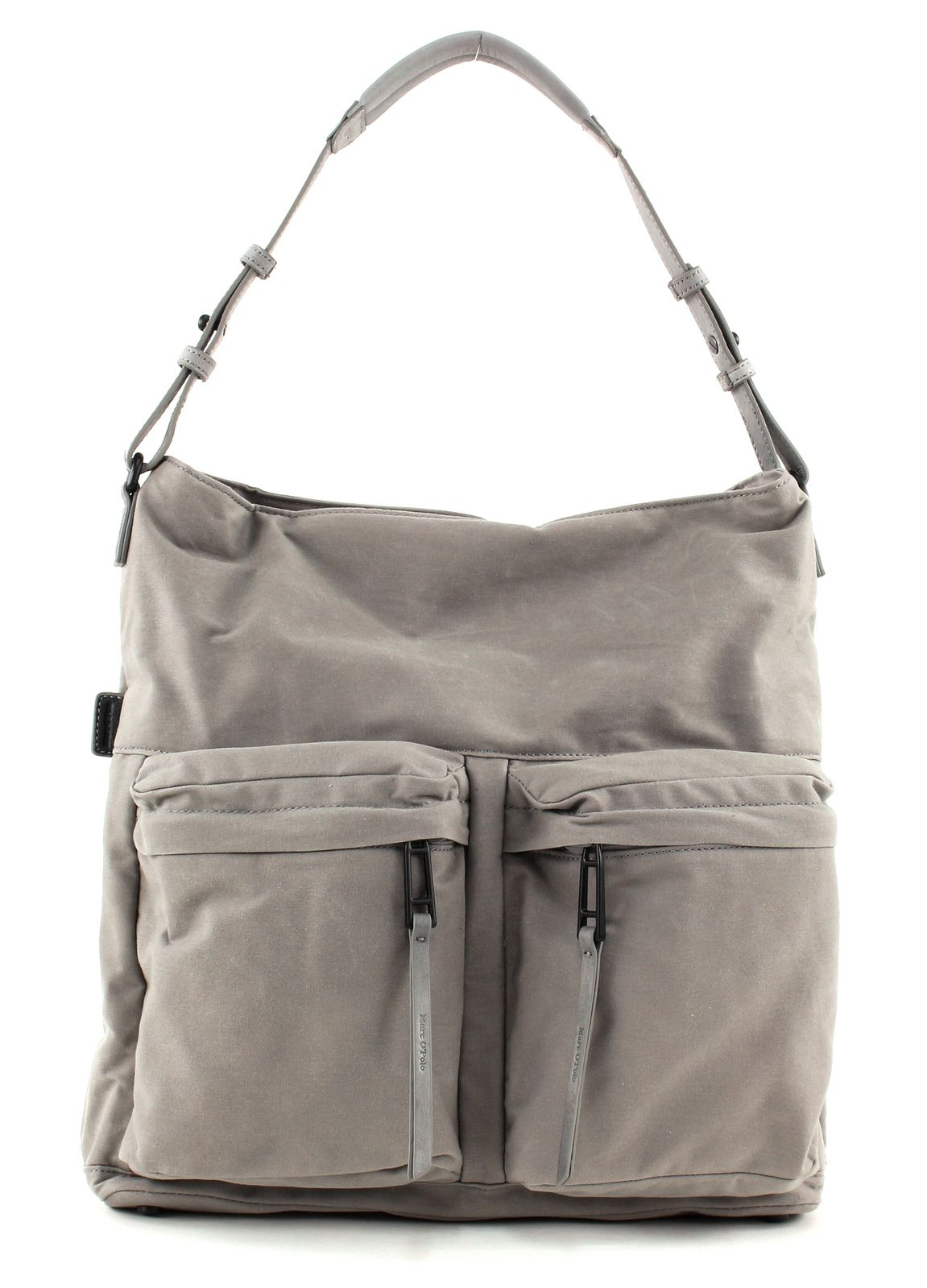 8196c8c620 ... Invoice and sofortüberweisung.deMarc O Polo Natural Waxed Canvas Hobo  Bag L Light Grey   99