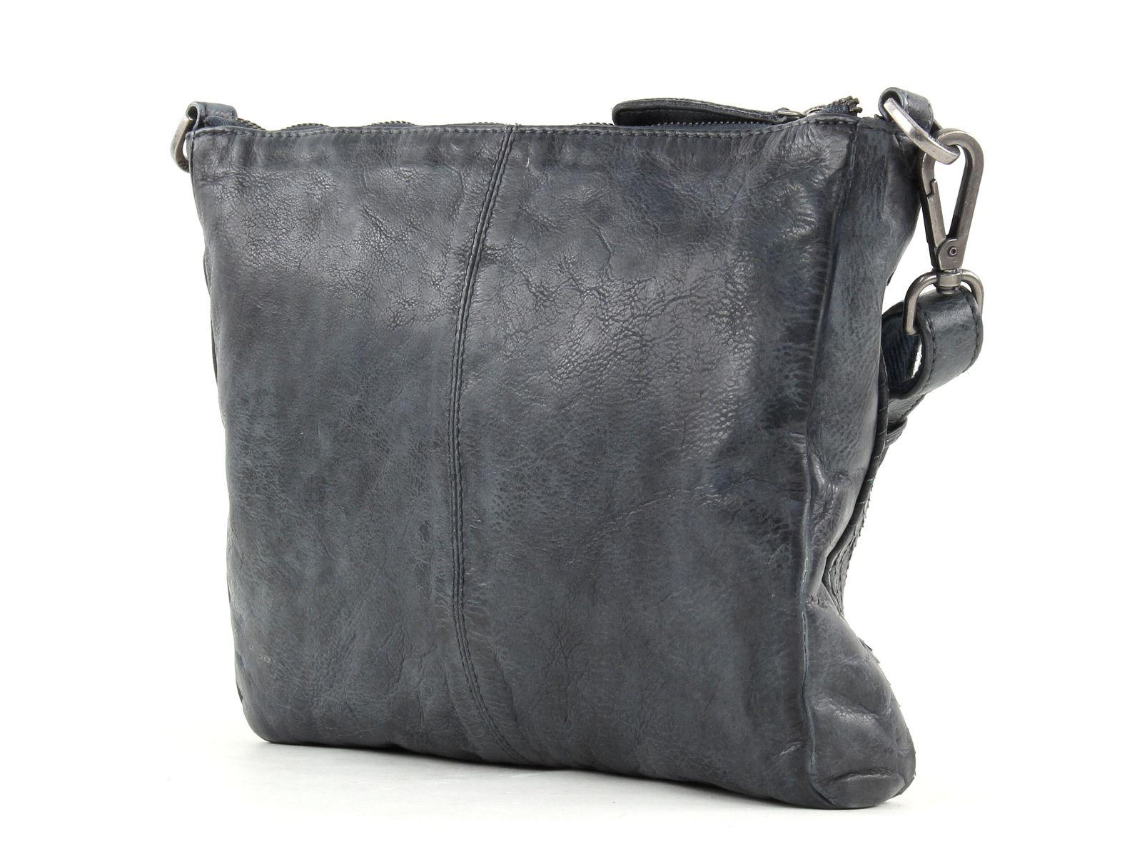 FREDsBRUDER Unique Collection Unique Schultertasche Umhängetasche Tasche Black