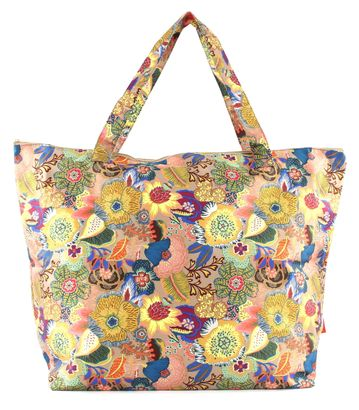 Oilily Beach Shopper Nougat