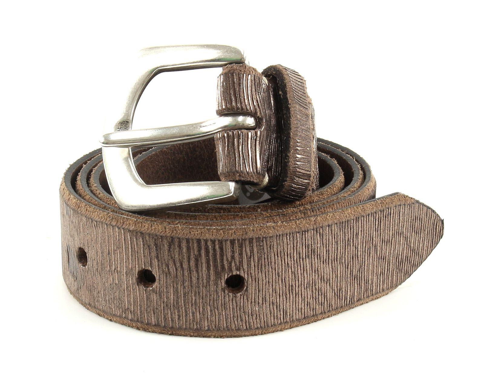 lederg rtel w95 g rtel accessoire taupe kupfer. Black Bedroom Furniture Sets. Home Design Ideas