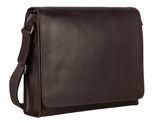LEONHARD HEYDEN Dakota Messenger Bag L Brown online kaufen bei modeherz
