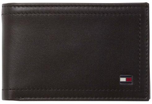 TOMMY HILFIGER Harry Mini CC Coin Pocket Wallet Black