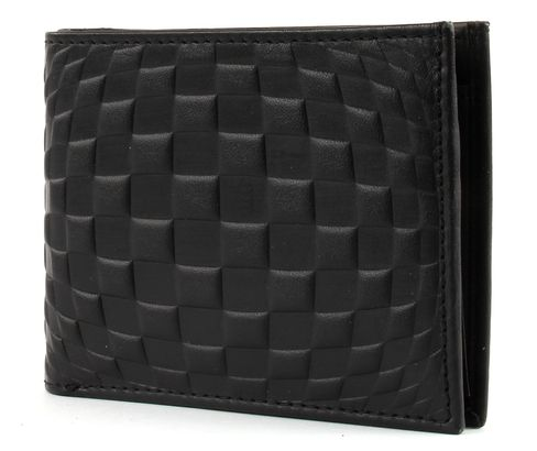 oxmox Leather Pocketbörse Checker
