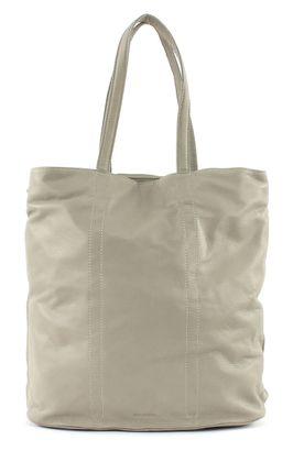 Marc O'Polo Seven Washed Hobo Bag M Light Grey