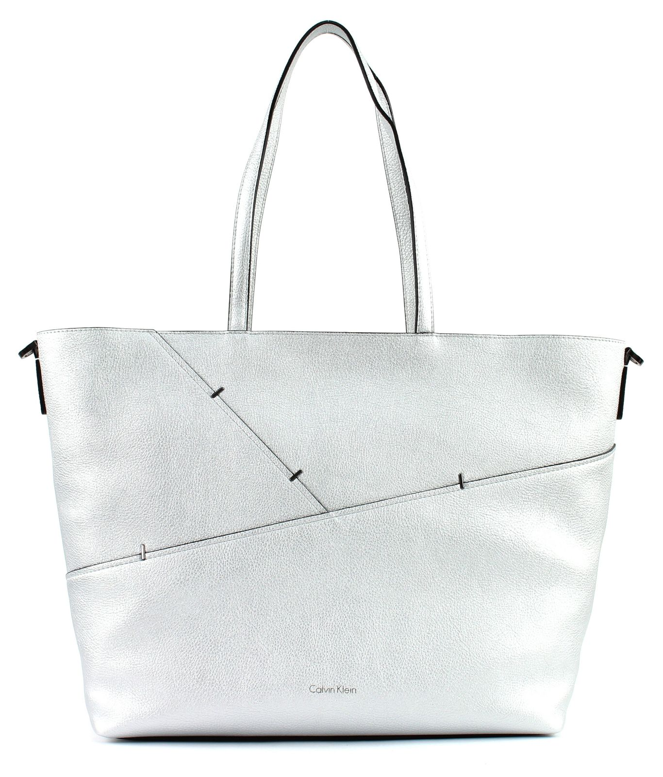 4e3c8773fa ... Cash on Delivery, Invoice and sofortüberweisung.deCalvin Klein Luna  Medium Tote Stapler Silver / 139,90 €*Only possible if you pay by Paypal,  ...