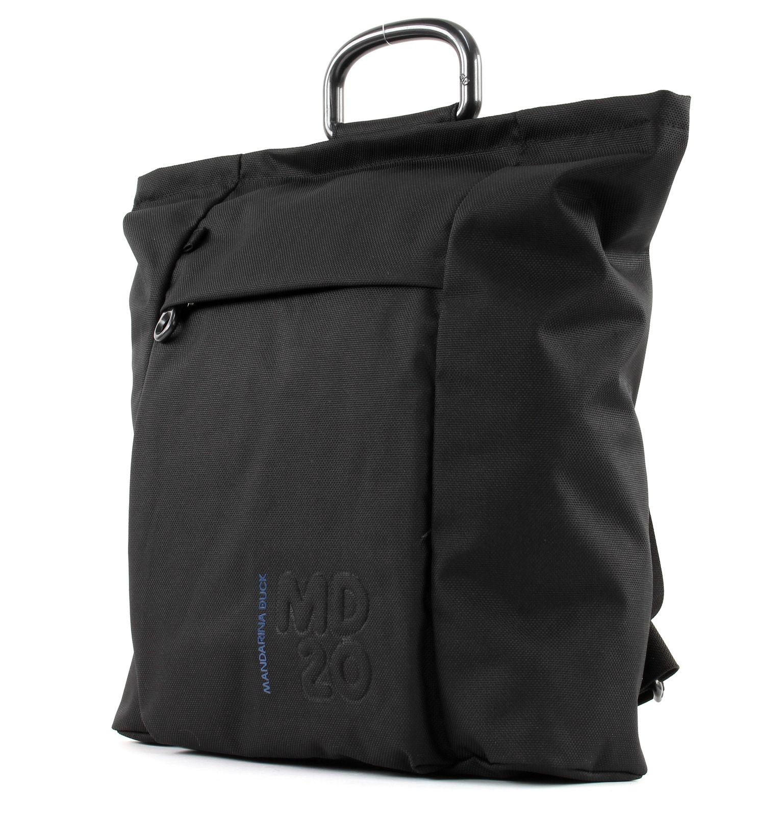rivenditore di vendita 5c662 750ba MANDARINA DUCK MD20 Backpack L Black