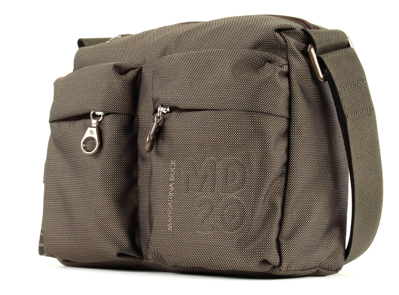 4932dea66 MANDARINA DUCK MD20 Crossover Zip M Umhängetasche Schultertasche ...