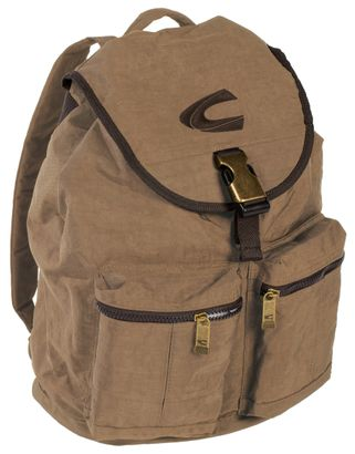 camel active Fun Journey Backpack S Sand Braun