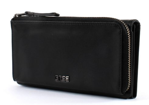 BREE Brigitte 133 Combination Purse Black