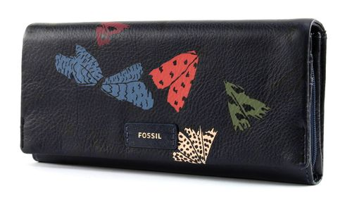 FOSSIL Ellis 29 Clutch Navy Multi