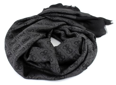 GUESS Not Coordinated Scarf Black