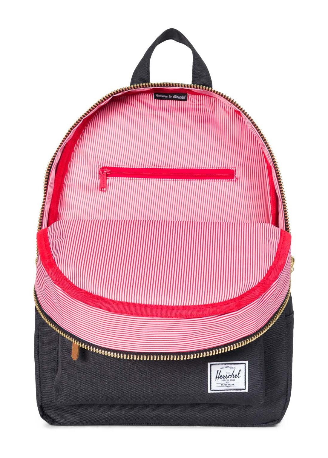 Herschel Grove X-small Backpack Rucksack Freizeitrucksack Tasche Black Schwarz Kindermode, Schuhe & Access. Taschen