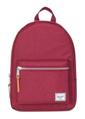 Herschel Grove X-Small Backpack Winetasting Crosshatch Rot