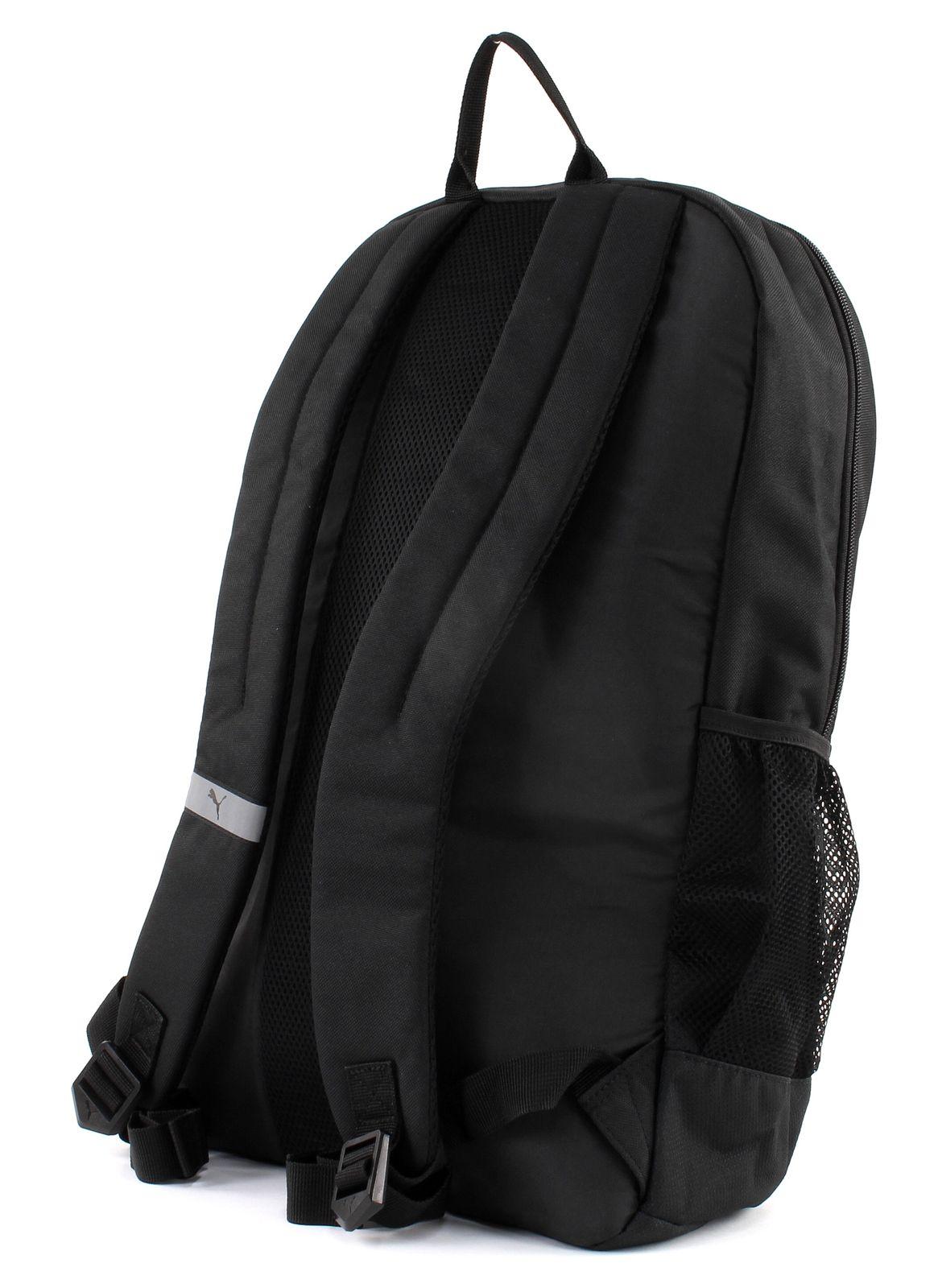 6c040dc1b3a3c PUMA Deck Backpack Rucksack Tasche Puma Black Schwarz Neu