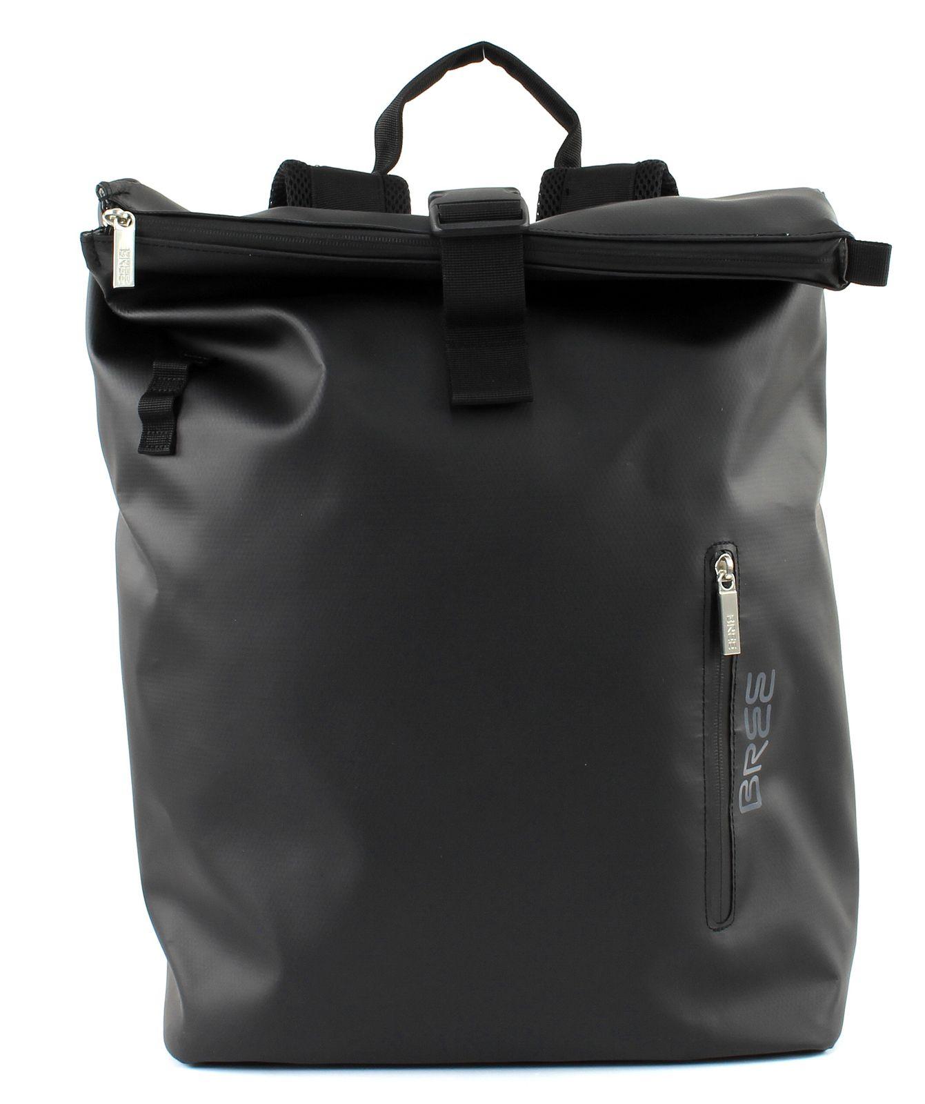 Bree Backpack Punch 713 M Black